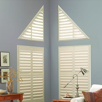 palm beach shutters angled windows
