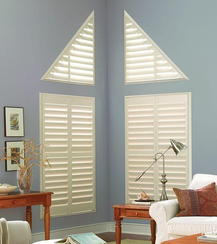 palm beach shutters angled windows