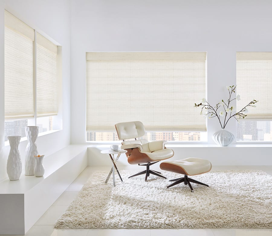 Woven Wood Shades Provenance Woven Woods Houston Tx