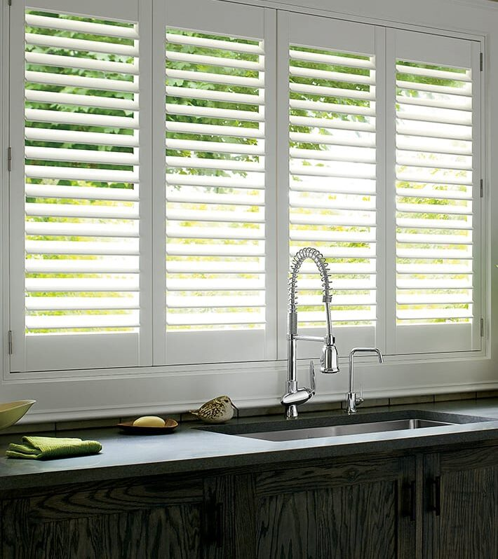 kitchen energy efficient insulated shutters