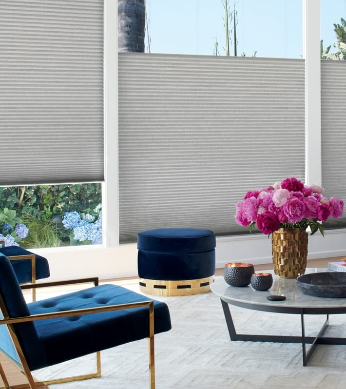 energy efficient cellular shades prevent energy loss Houston TX