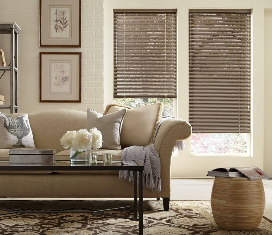 aluminum blinds from Hunter Douglas Houston TX