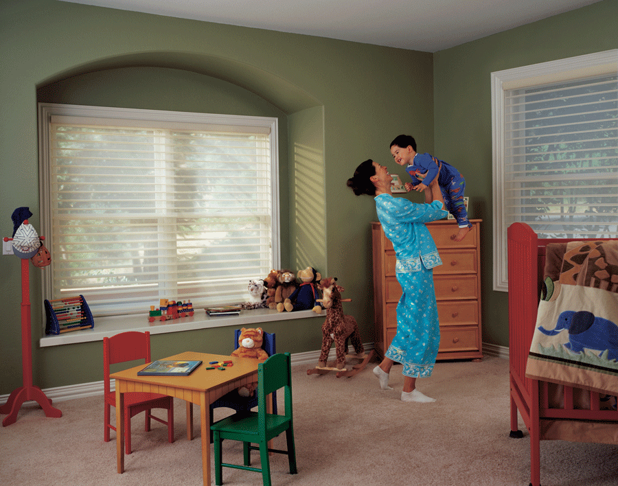 We're in this together for child safety and window treatments.