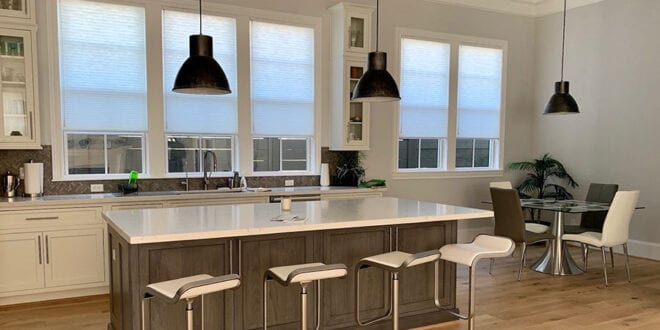 relief for houston area homes from creative blinds