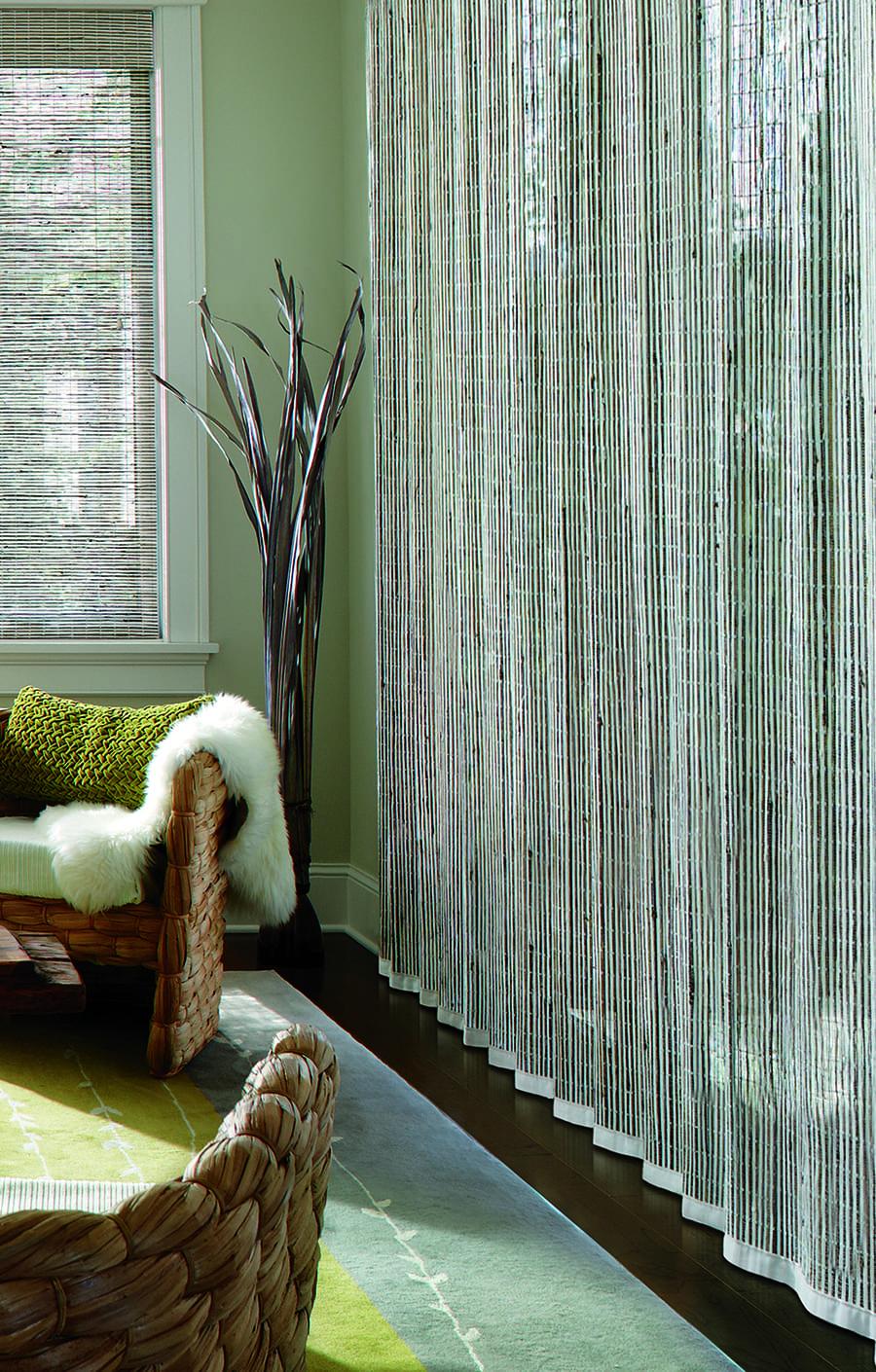 woven woods vertical drapery sliding door shades