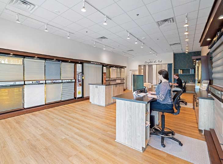 creative blinds west u rice village hunter douglas showroom design experts