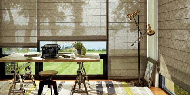 automating your home with smart shades in Friendswood TX