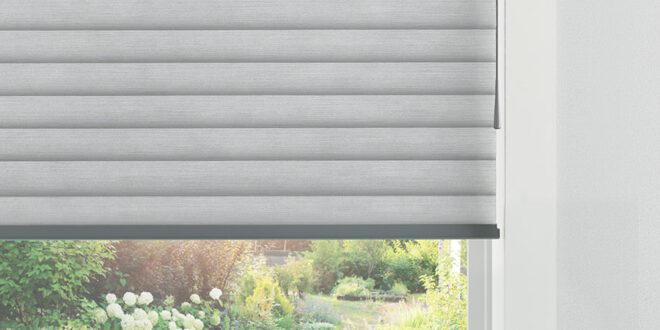 soft touch wand motorization on window in the woodlands TX